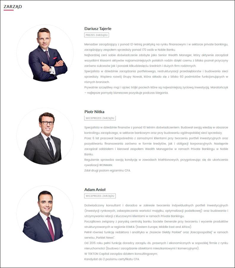 Jak i gdzie wykorzystać zdjęcia biznesowe - strona przykładowa