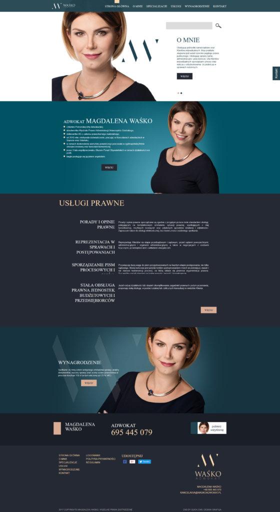 Sesja biznesowa - zdjęcia na stronę www kancelarii adwokackiej