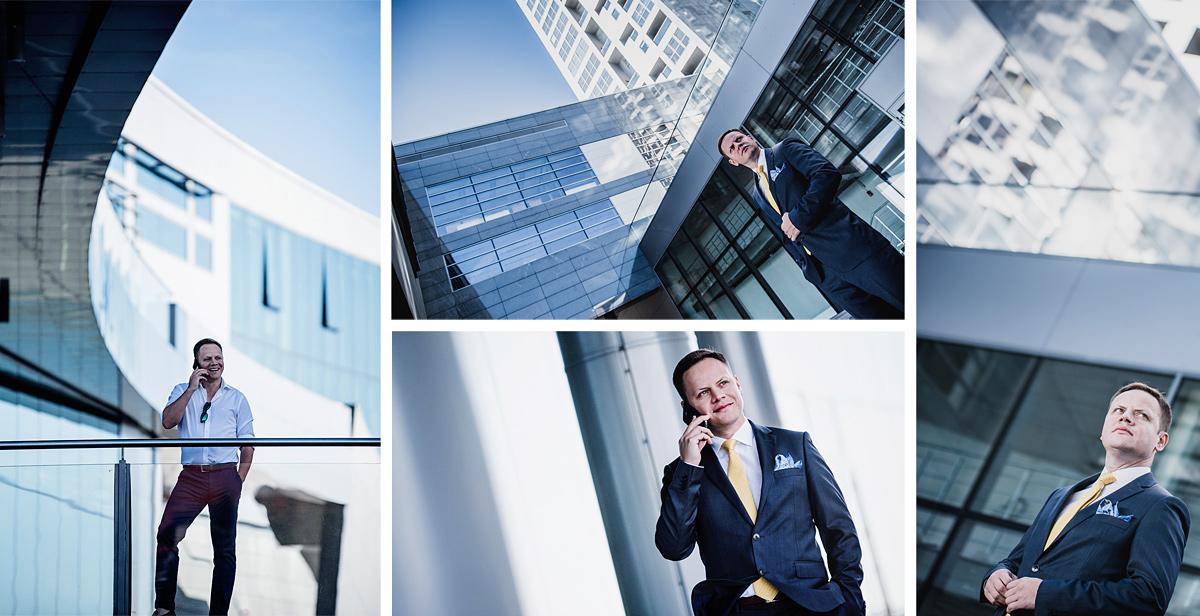 Sesja wizerunkowa - zdjęcie biznesowe - Gdynia