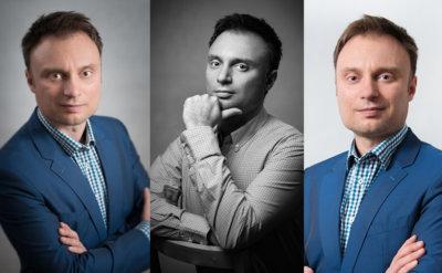 Blog - fotografia biznesowa, zdjecia do CV, portret profesjonalisty