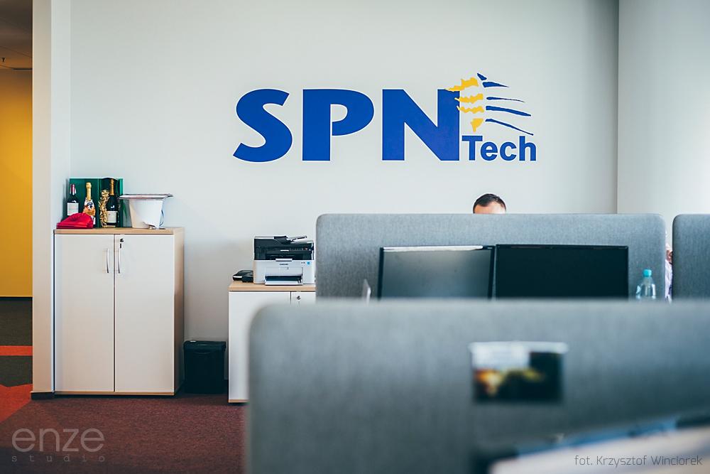 Sesja zdjęciowa z życia firmy SPN Tech
